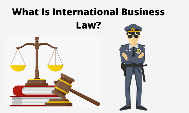 What Is International Business Law